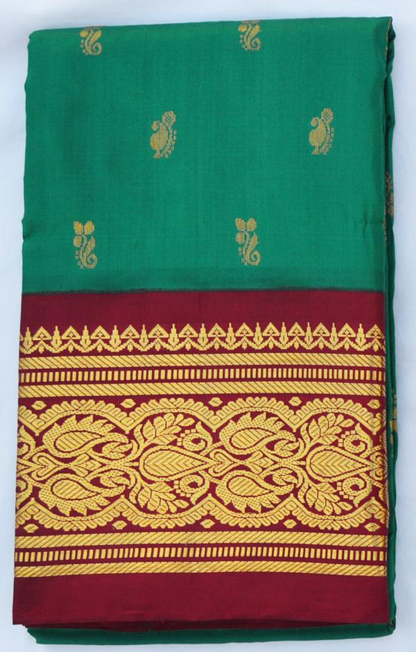 Temple Saree 2009