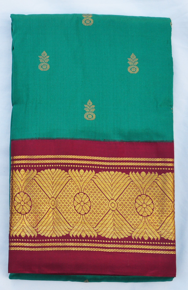 Temple Saree 2011