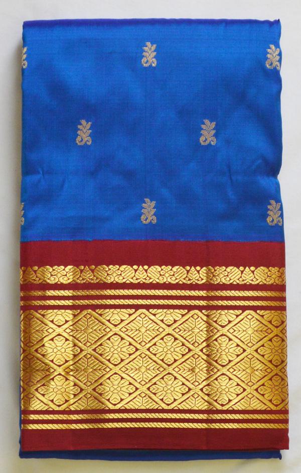 Temple Saree 2126