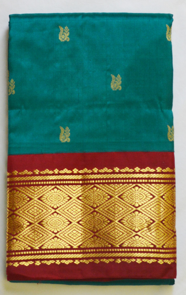 Temple Saree 2133