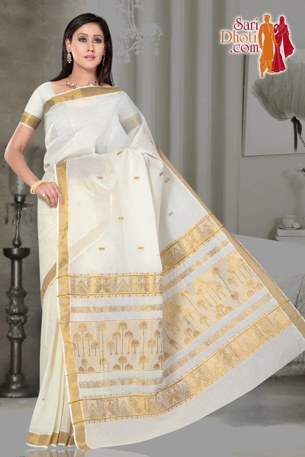 Cotton Saree SCOT_01