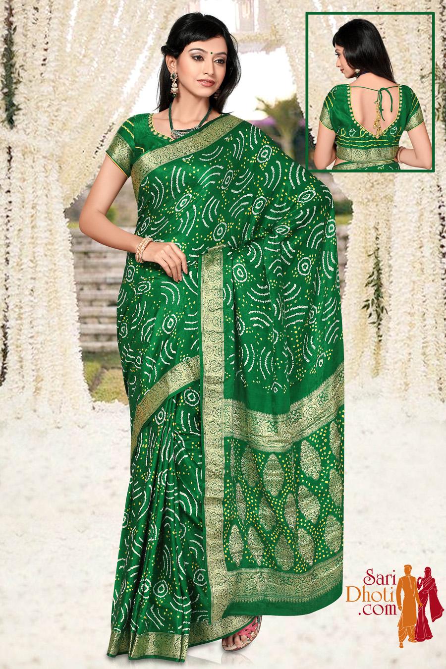 Bandhni Silk TC09