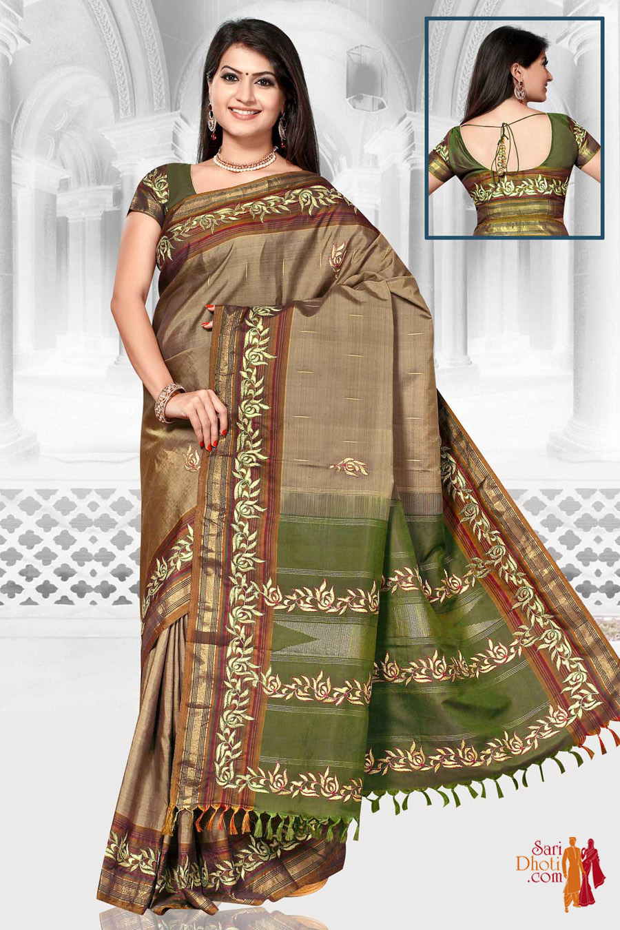 Kanchipuram Silk TC49