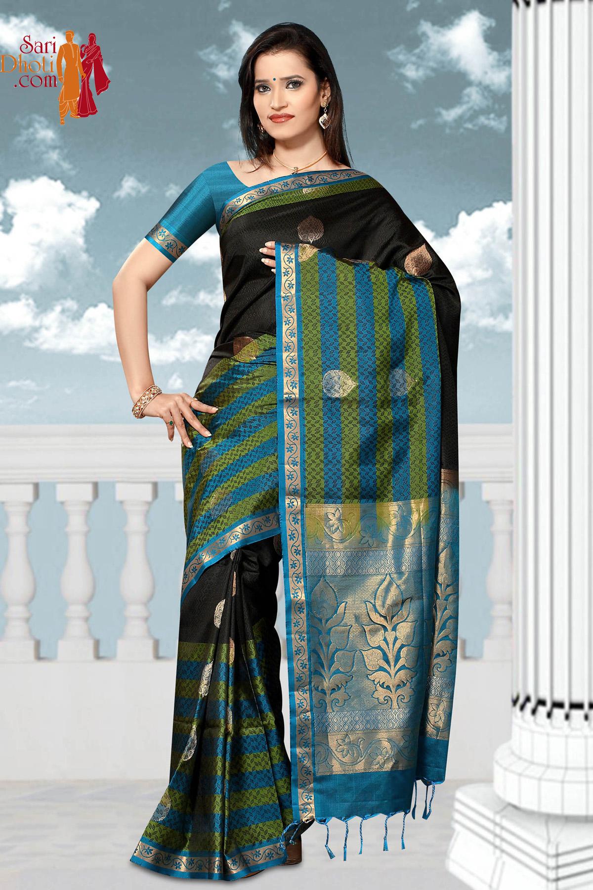 Soft Silk Saree US_1270