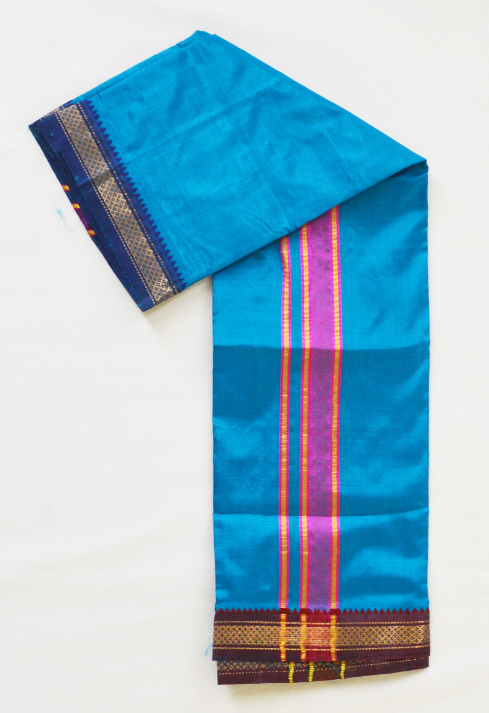 Silk Dhoti  US_1679