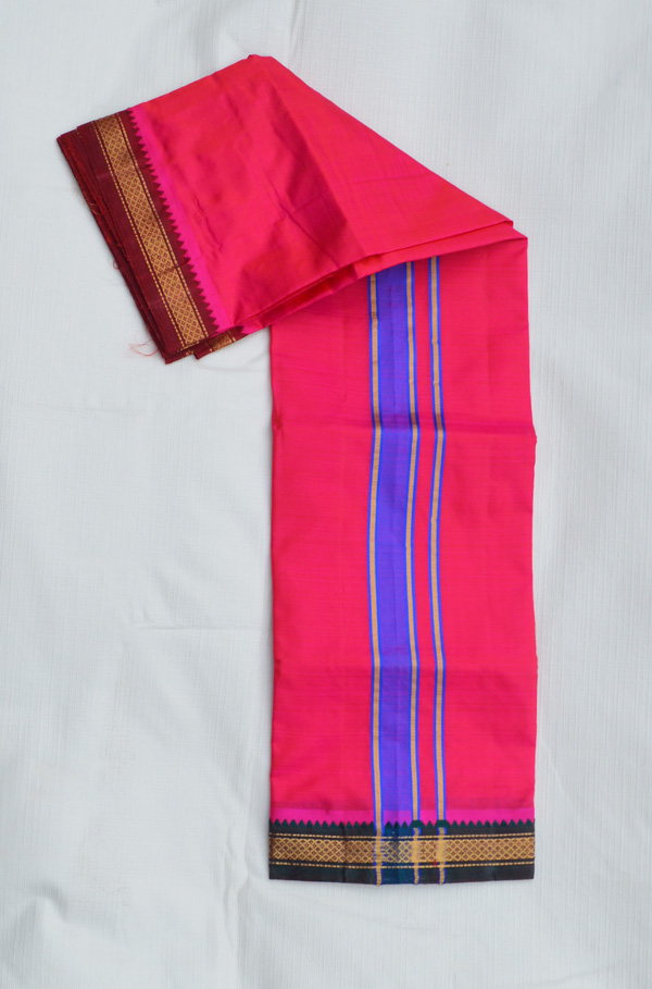 Silk Dhoti  US_1778