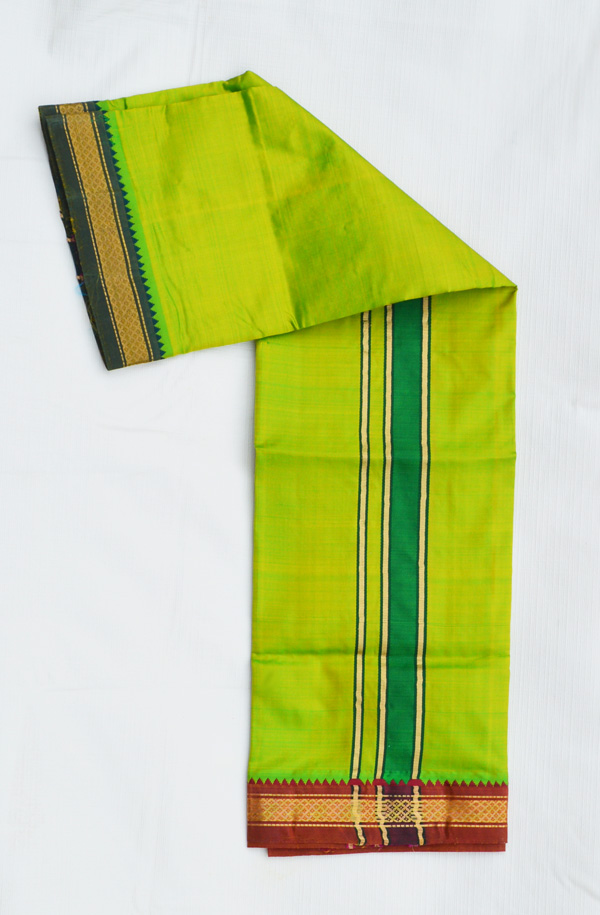 Silk Dhoti  US_1780