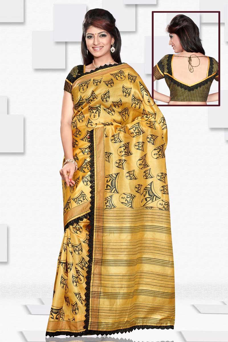 Tussar Silk US_970