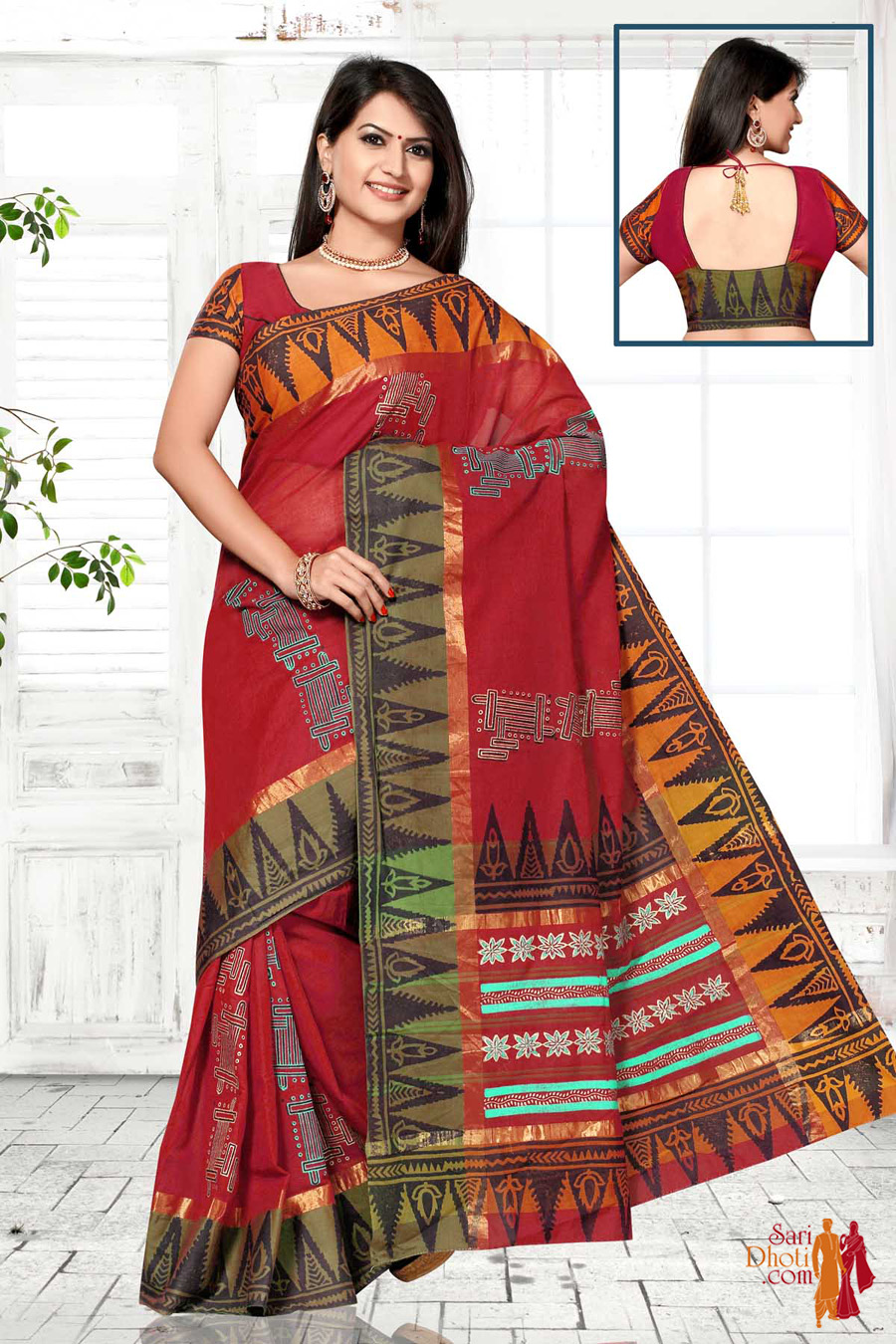 Kanchi Cotton TC43
