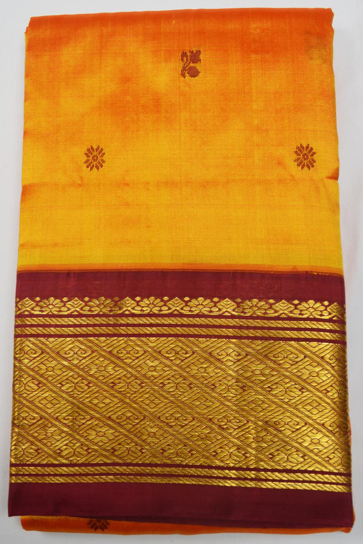 Temple Saree 2444