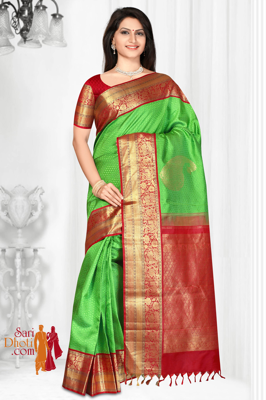 Bridal Kancheepuram 2504