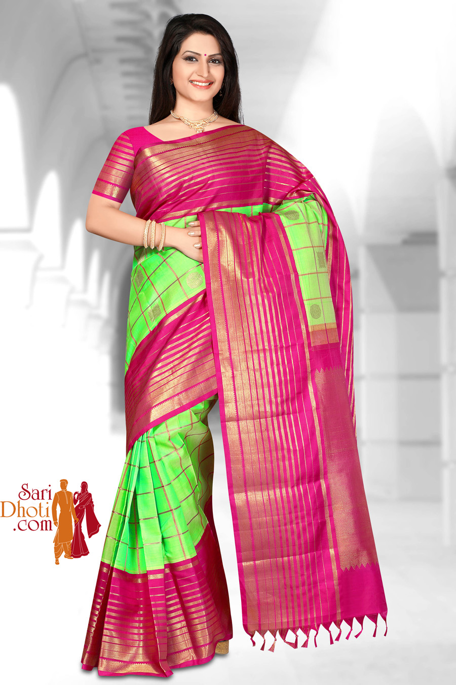 Bridal Kancheepuram 2507