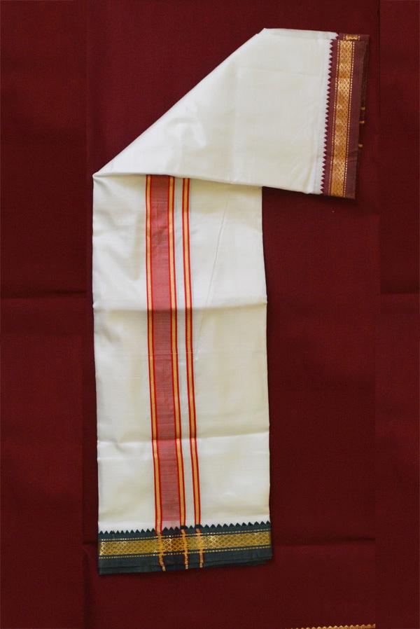 Silk Dhoti 1472