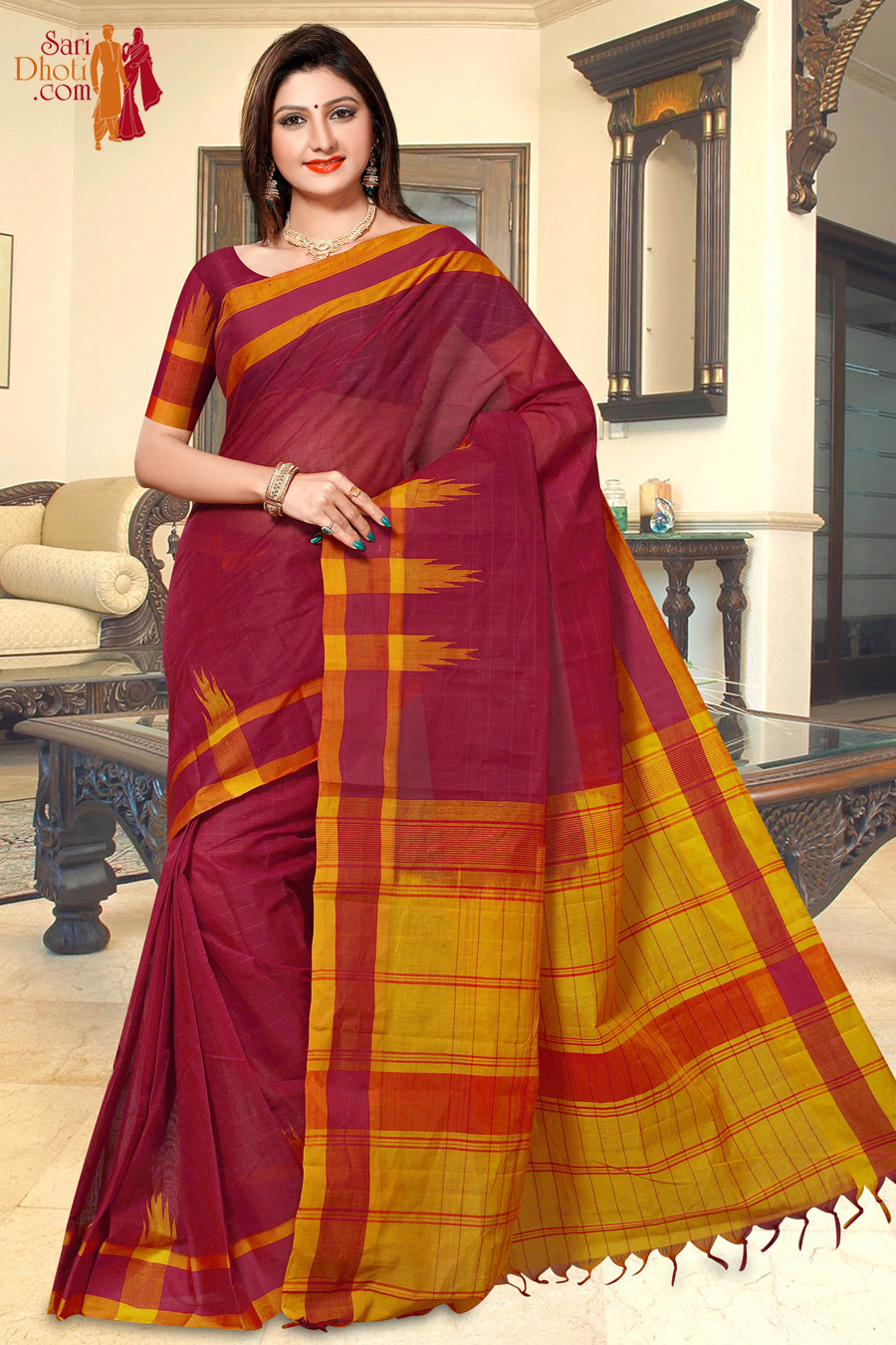 Kanchi Cotton 2750