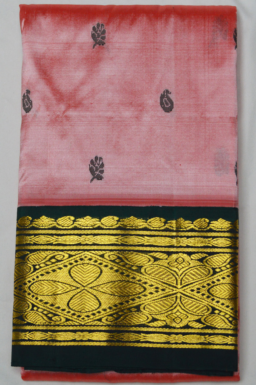 Temple Saree 2770