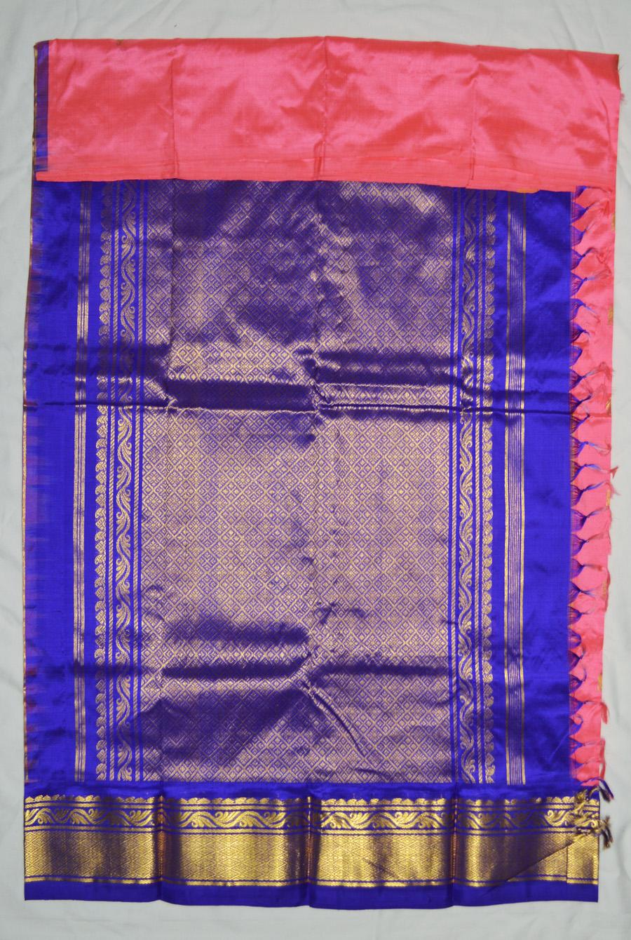 Temple Saree 2771