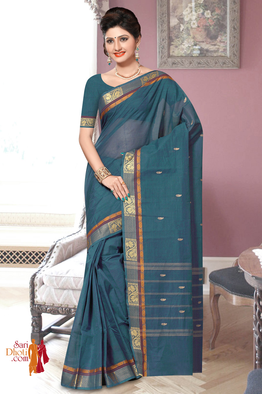 Kanchi Cotton 2777