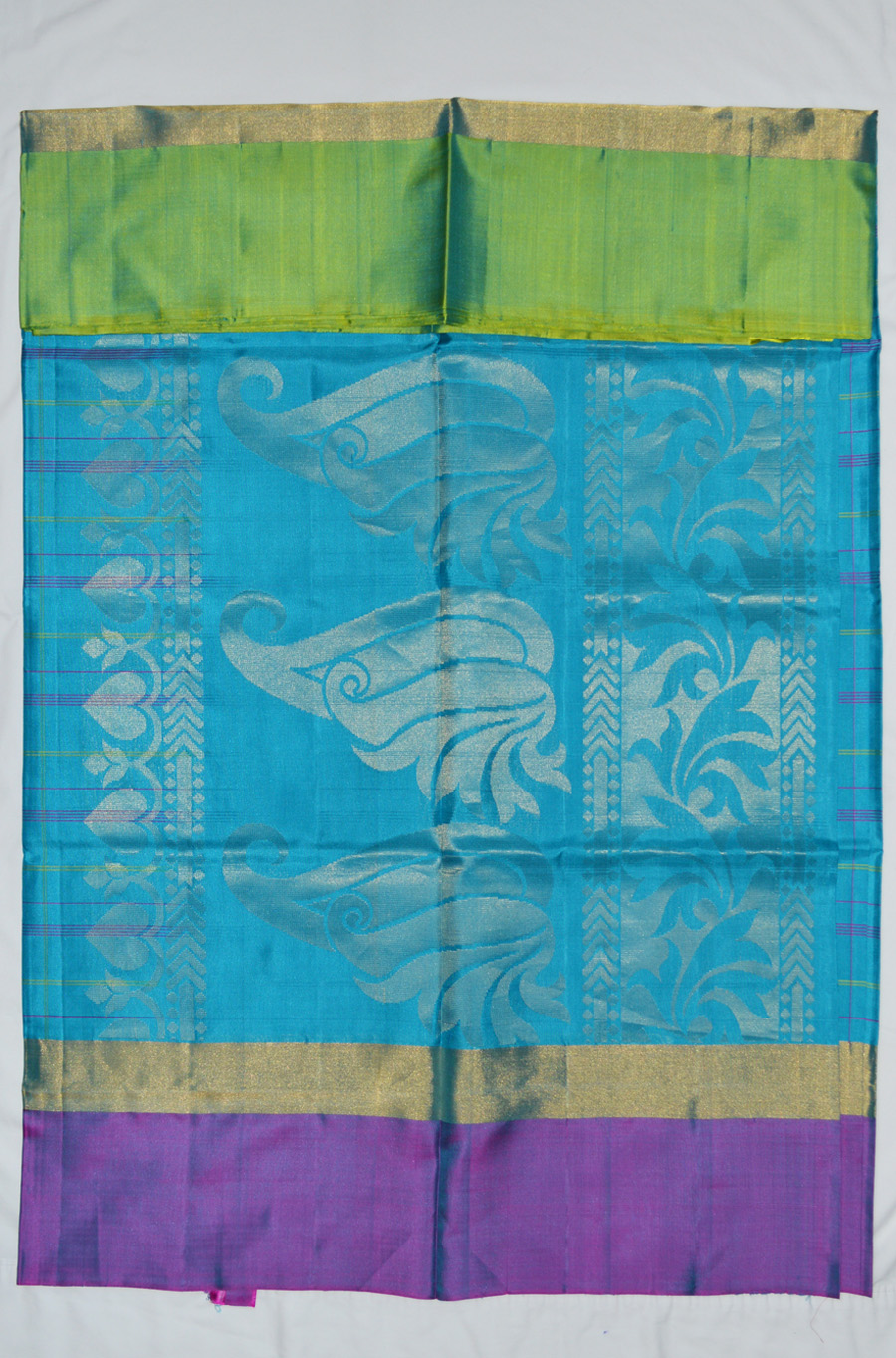 Soft Silk Saree 2848