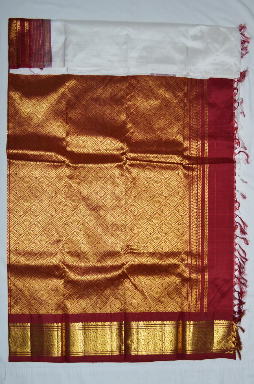 Temple Saree 2851