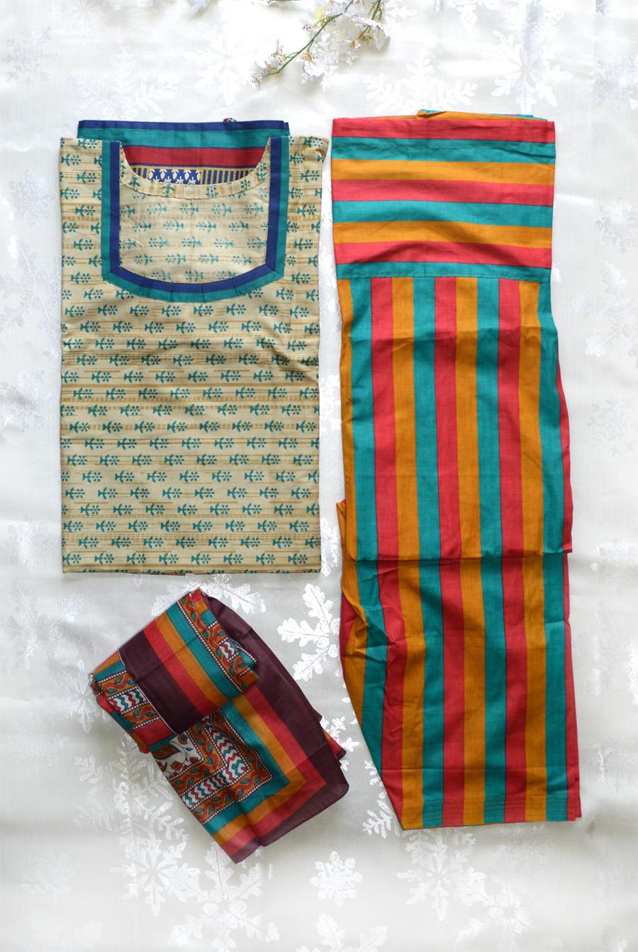 Cotton Salwar_2936-7