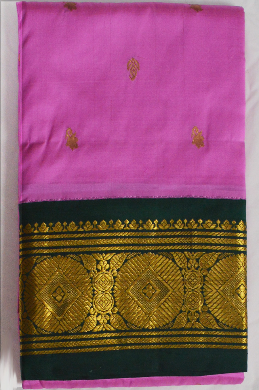 Temple Saree 3076-2