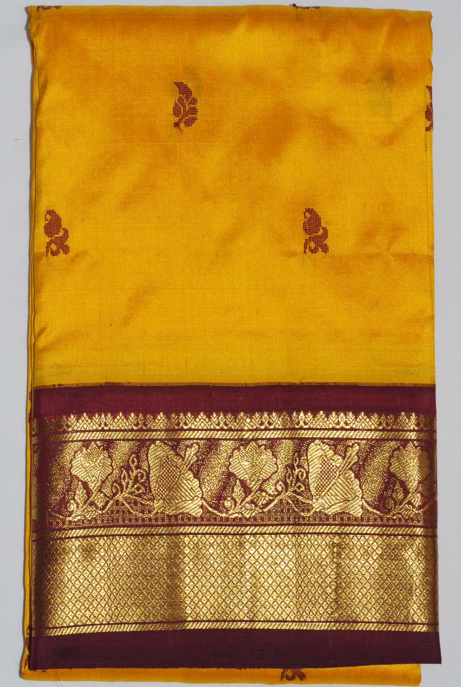 Temple Saree 3132