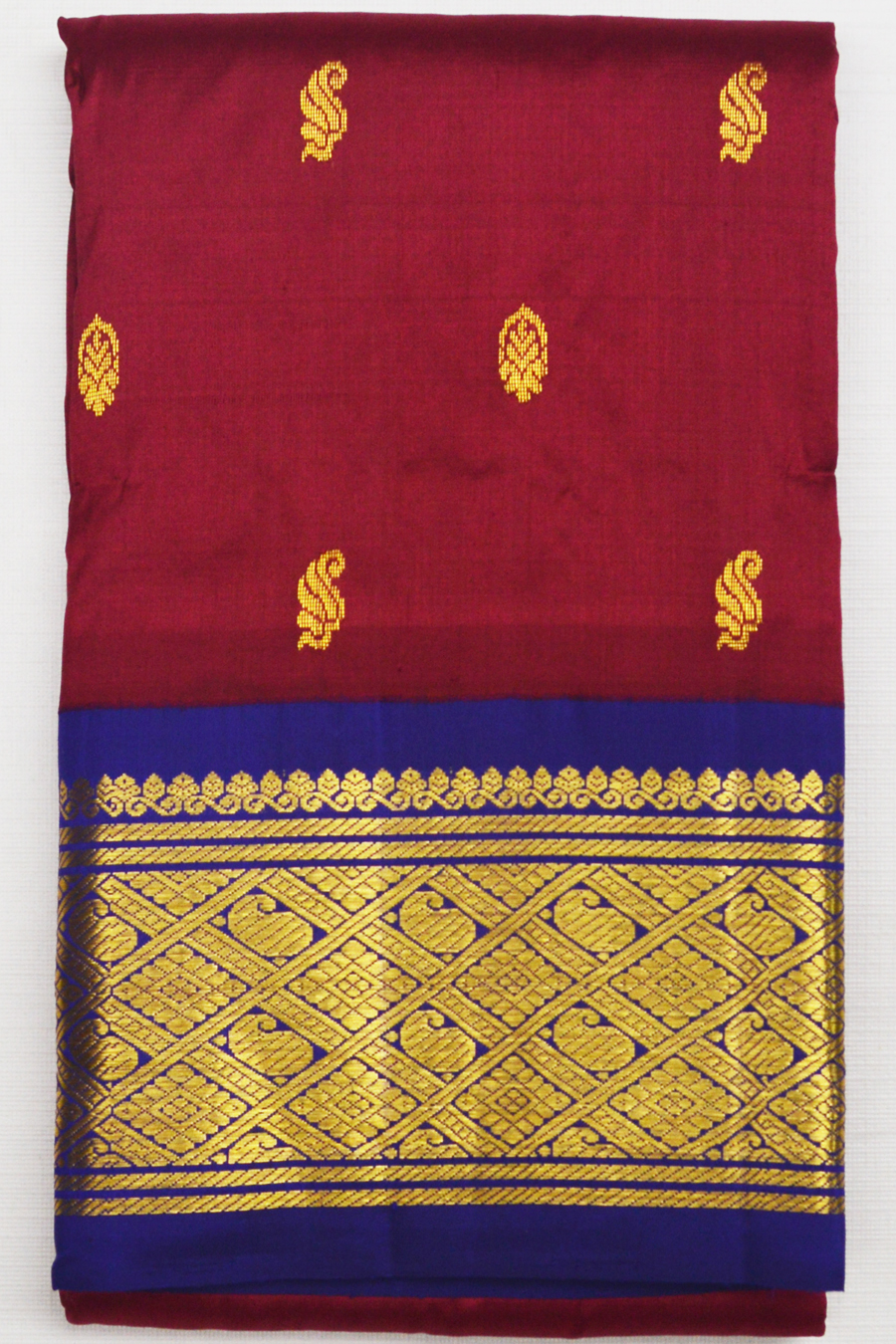 Temple Saree 3276