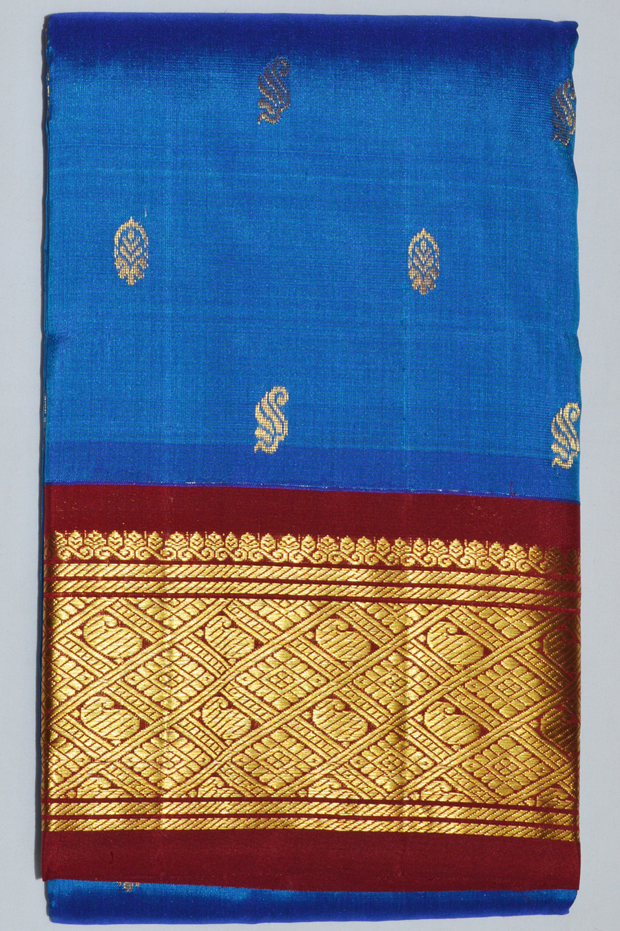 Temple Saree 3422