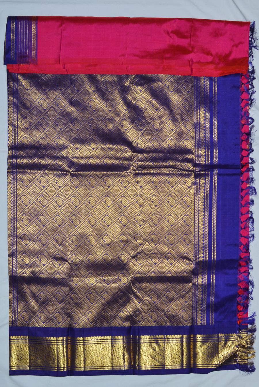 Temple Saree 3425