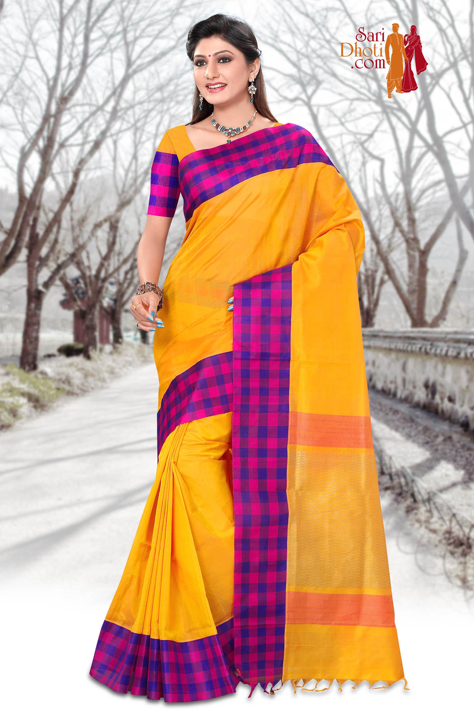 Silk-Cotton 3206