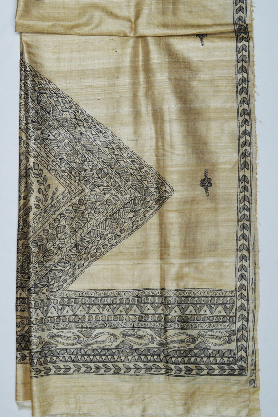 Tussar Silk  3427