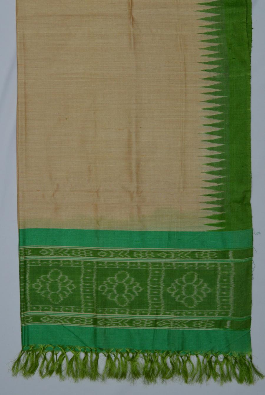Tussar Silk  3435