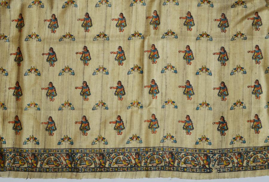 Tussar Silk  3483