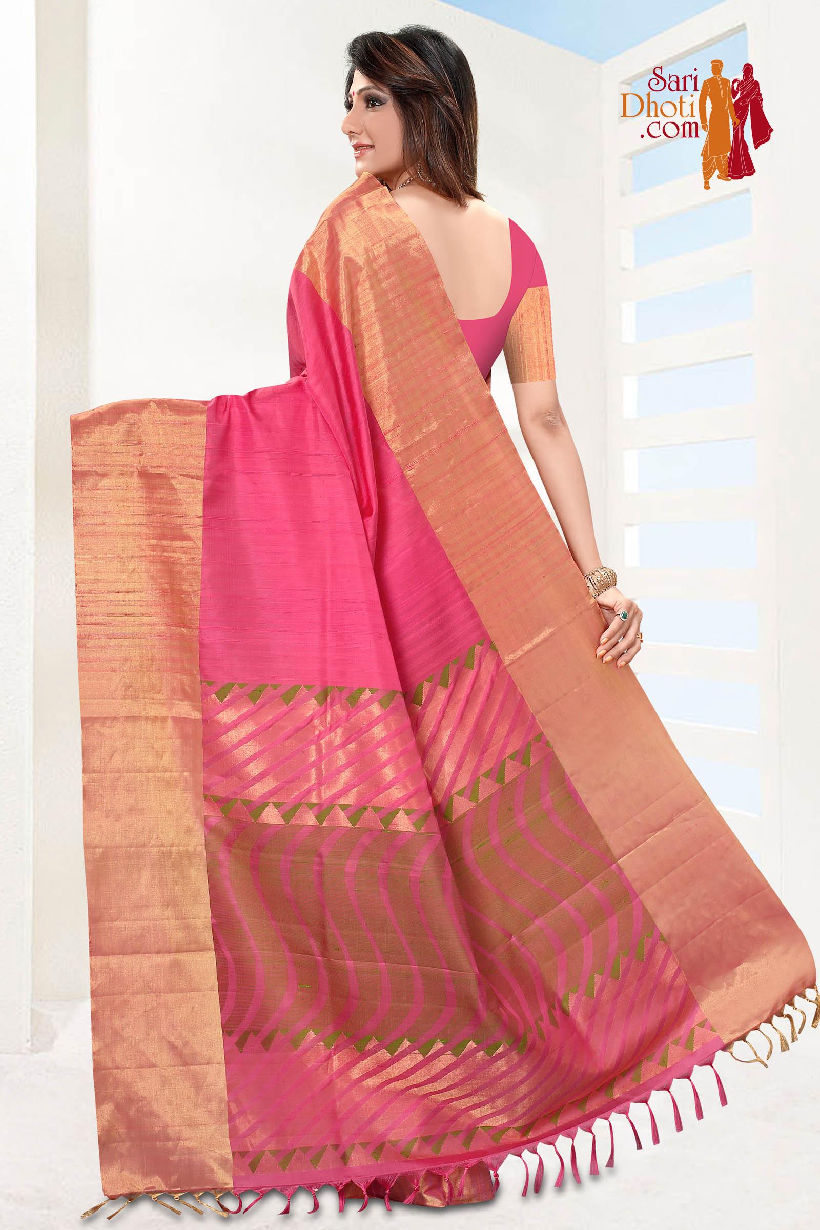 Soft Silk Saree 3641