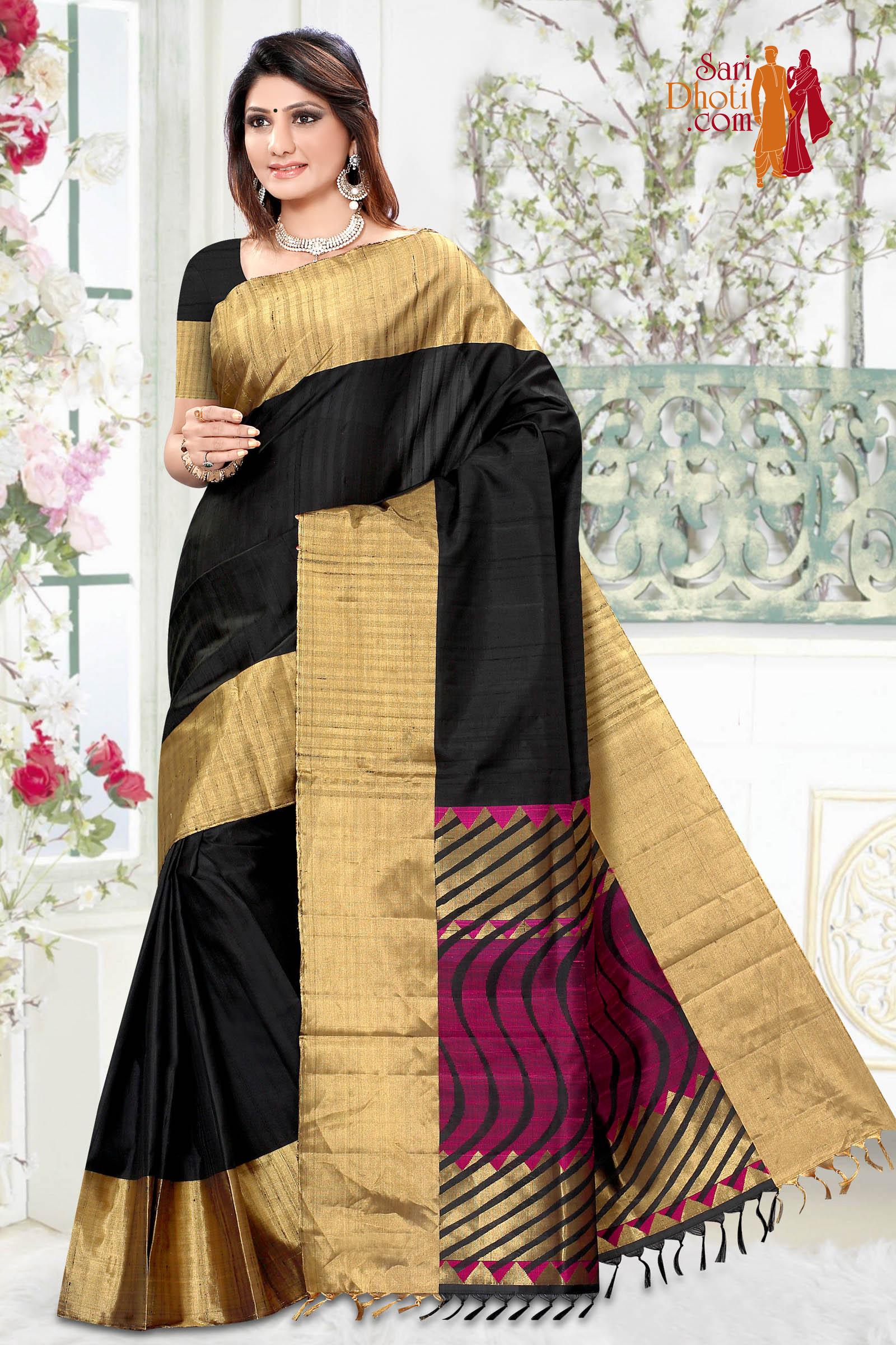 Soft Silk Saree 3642