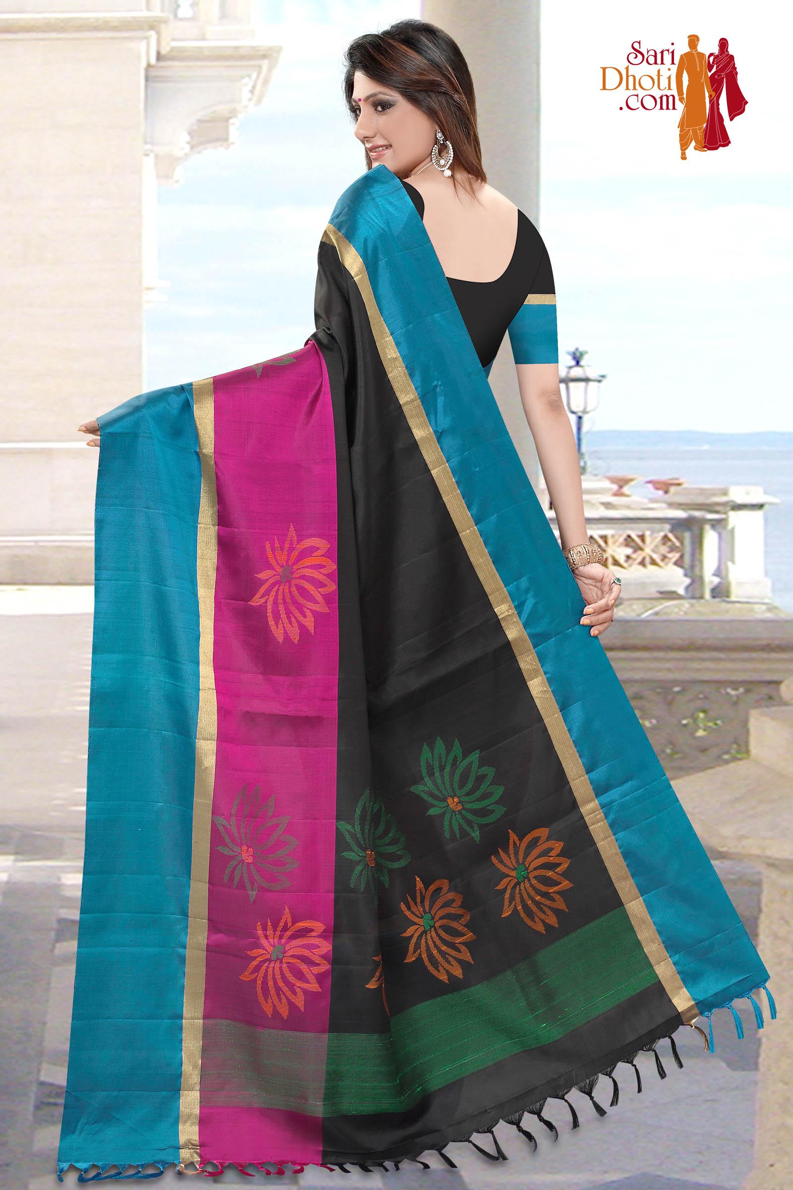 Soft Silk Saree 3645