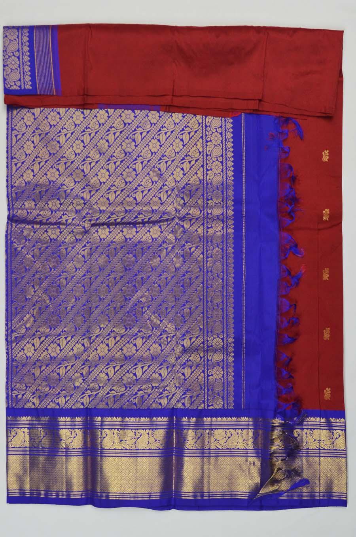 Temple Saree 3686