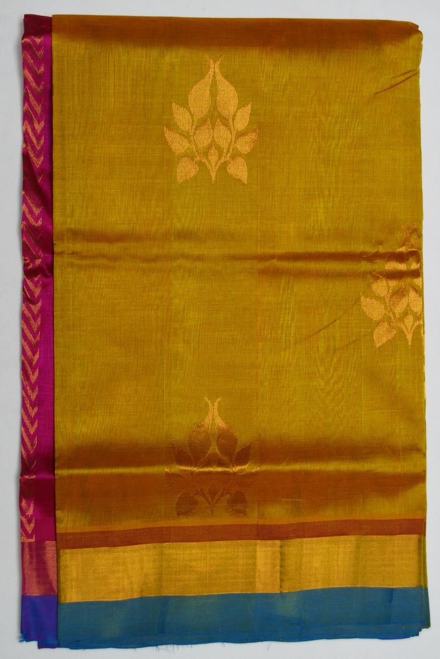 Silk-Cotton 3804