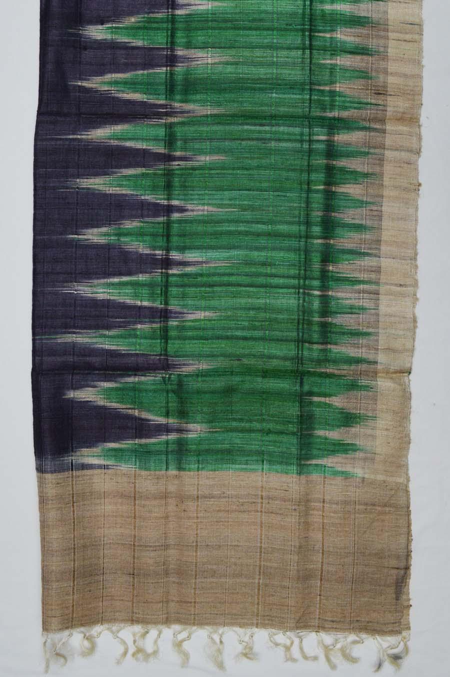 Tussar Silk  3824