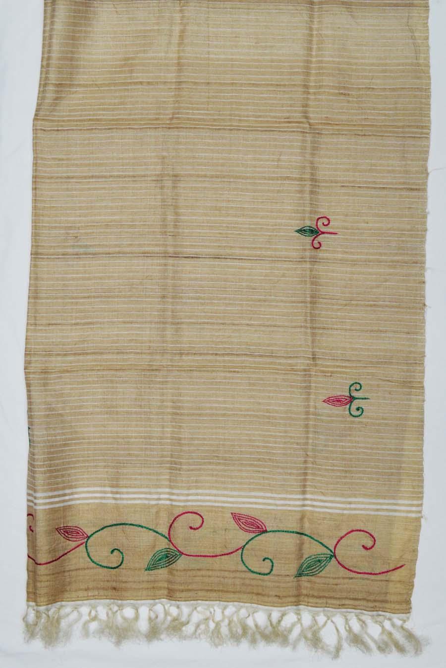 Tussar Silk  3828