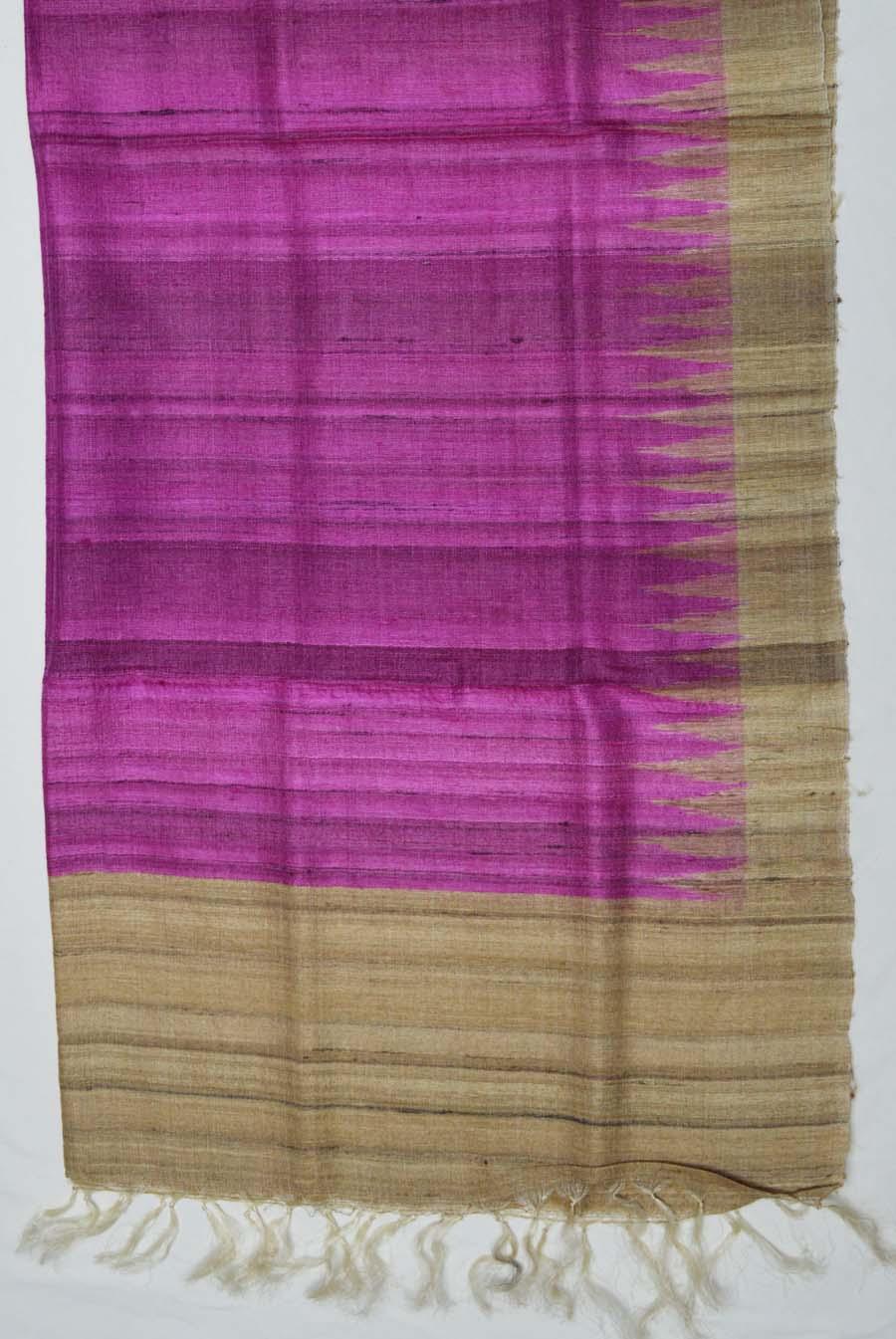Tussar Silk  3829