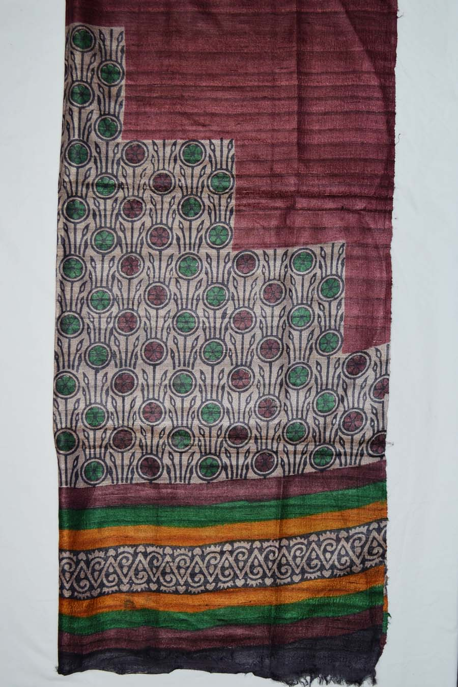 Tussar Silk  3830