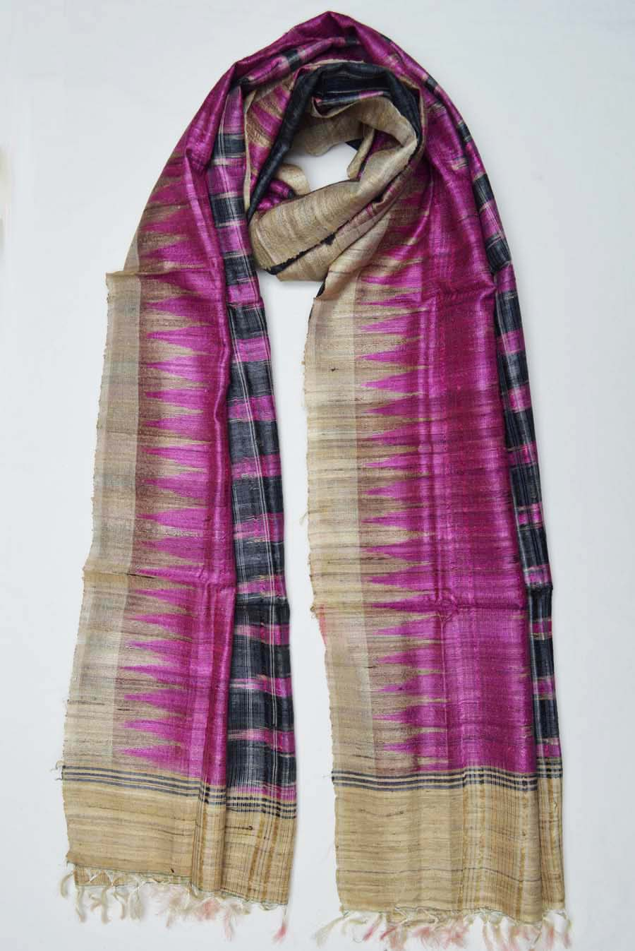 Tussar Silk  3831