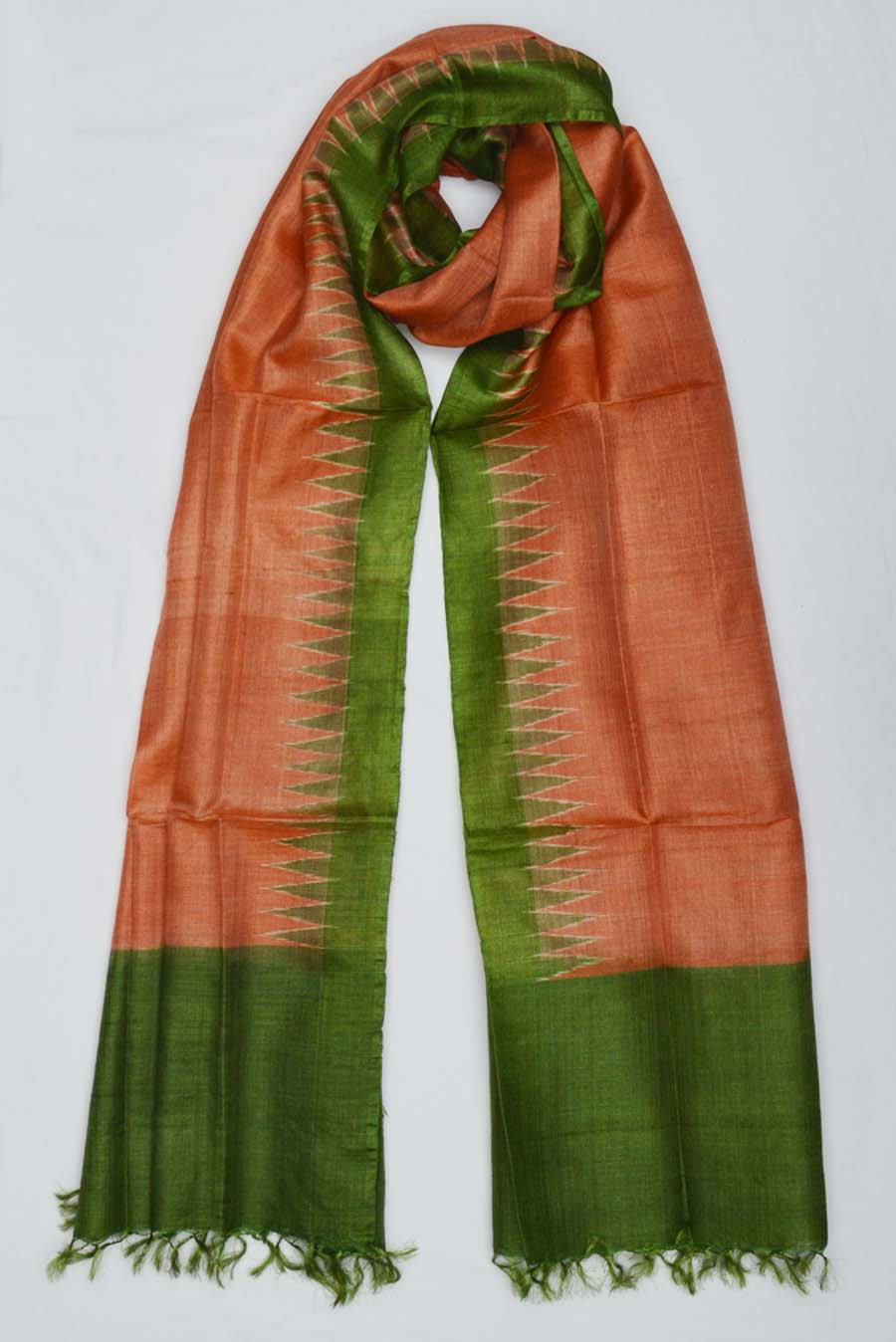 Tussar Silk  3832