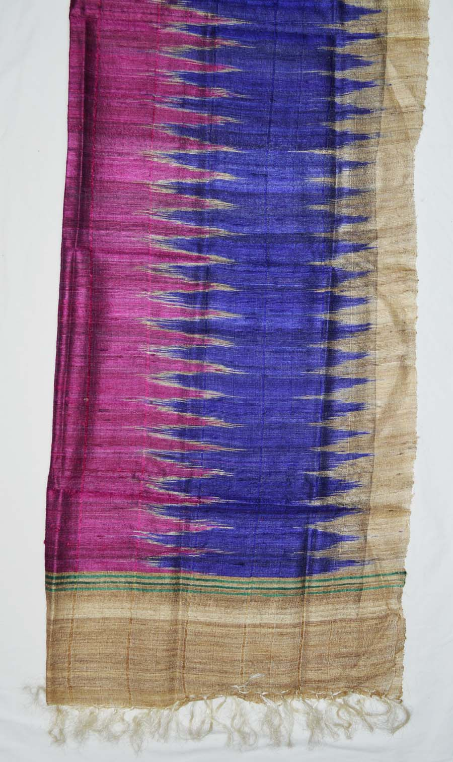 Tussar Silk  3833