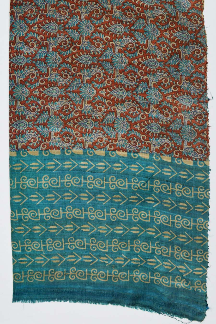 Tussar Silk  3841