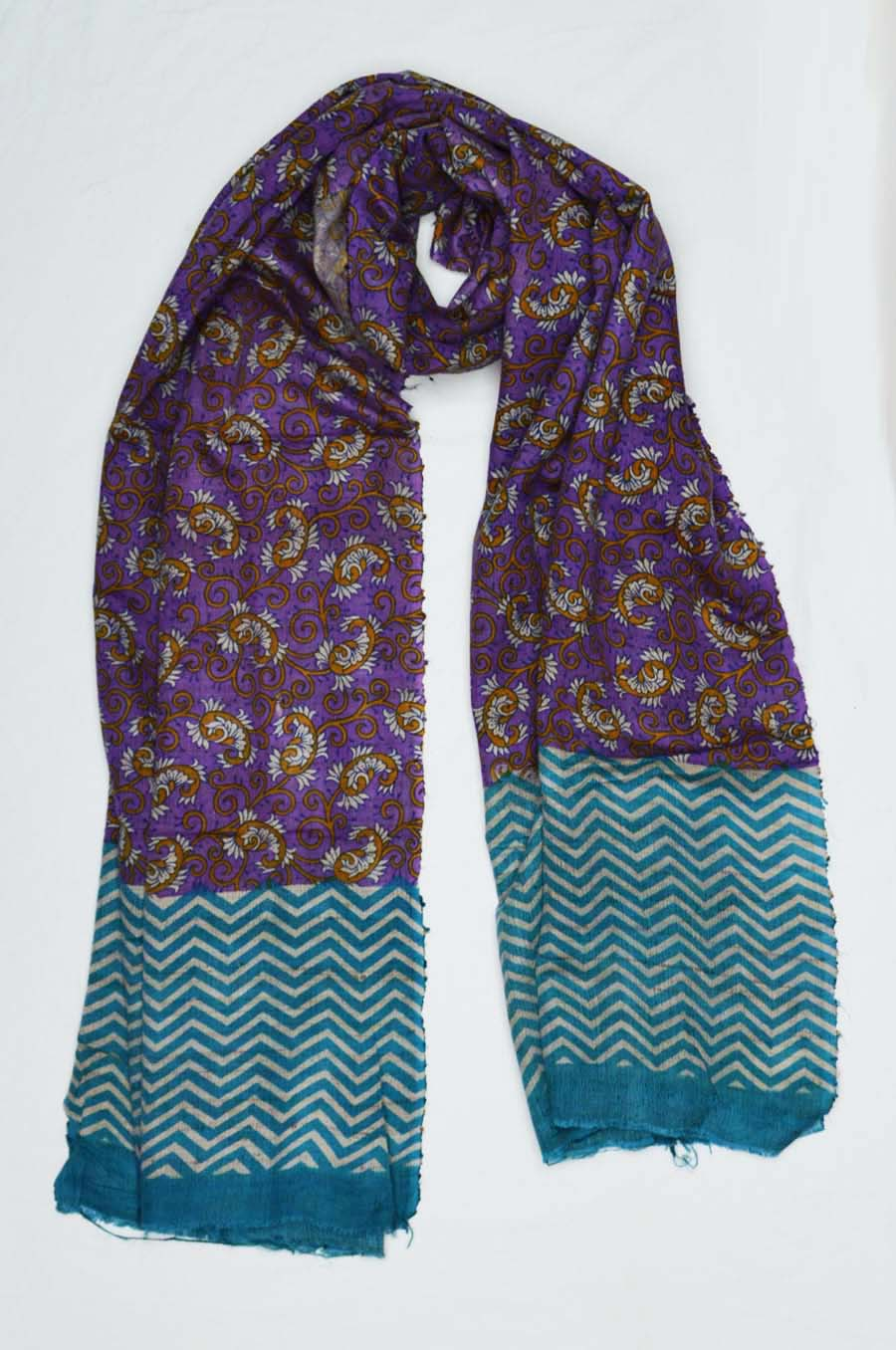 Tussar Silk  3842