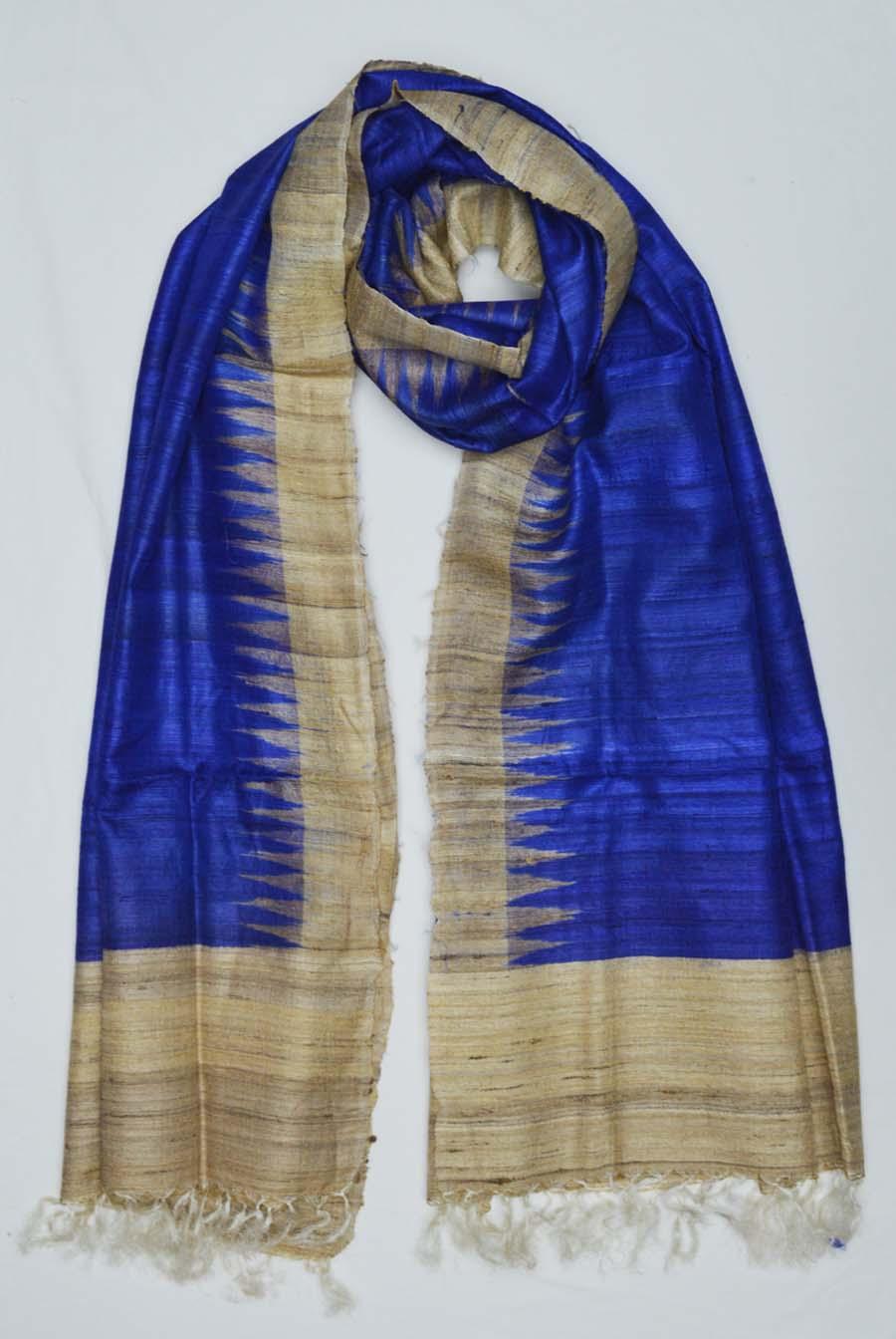 Tussar Silk  3848