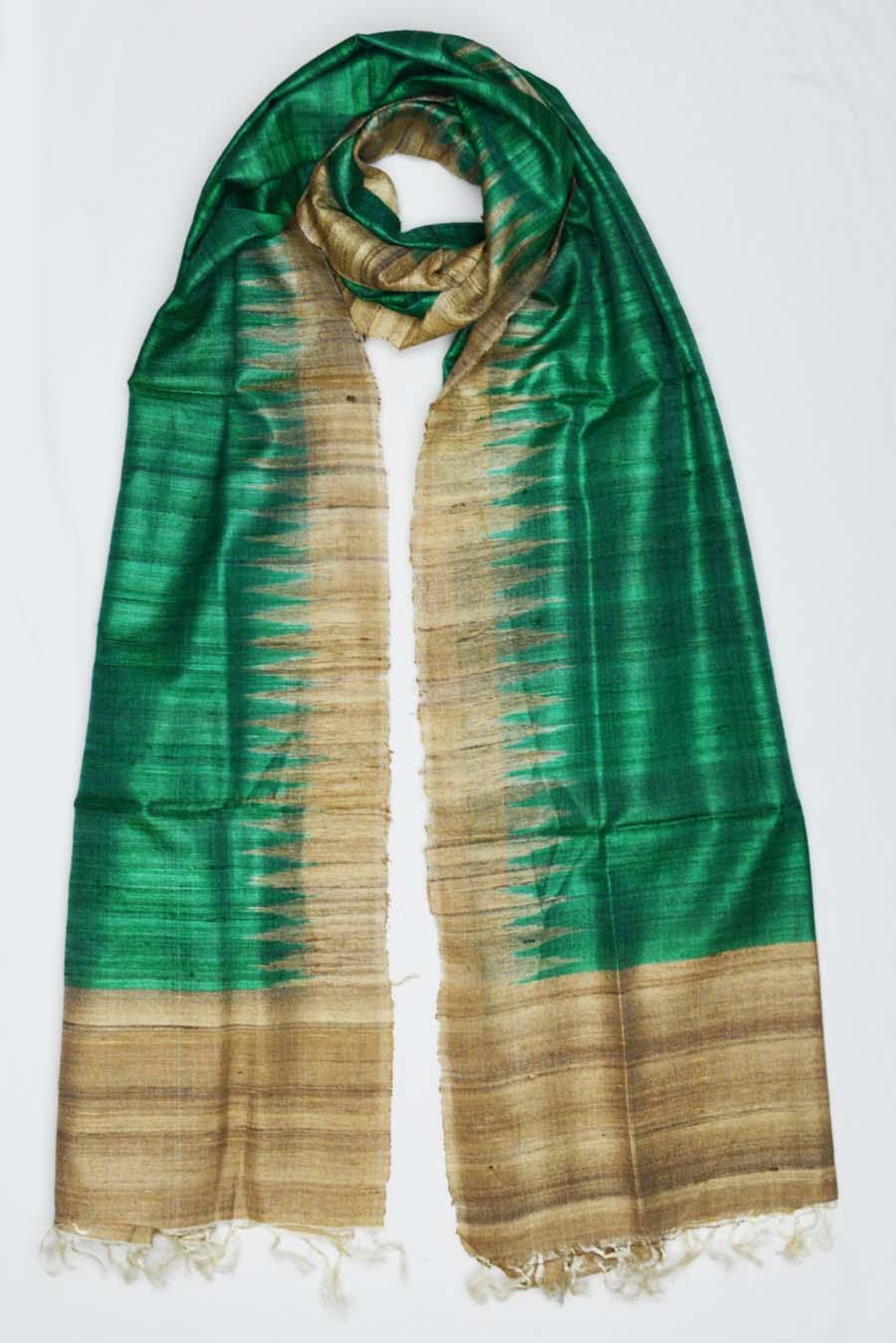Copy of Tussar Silk  3850