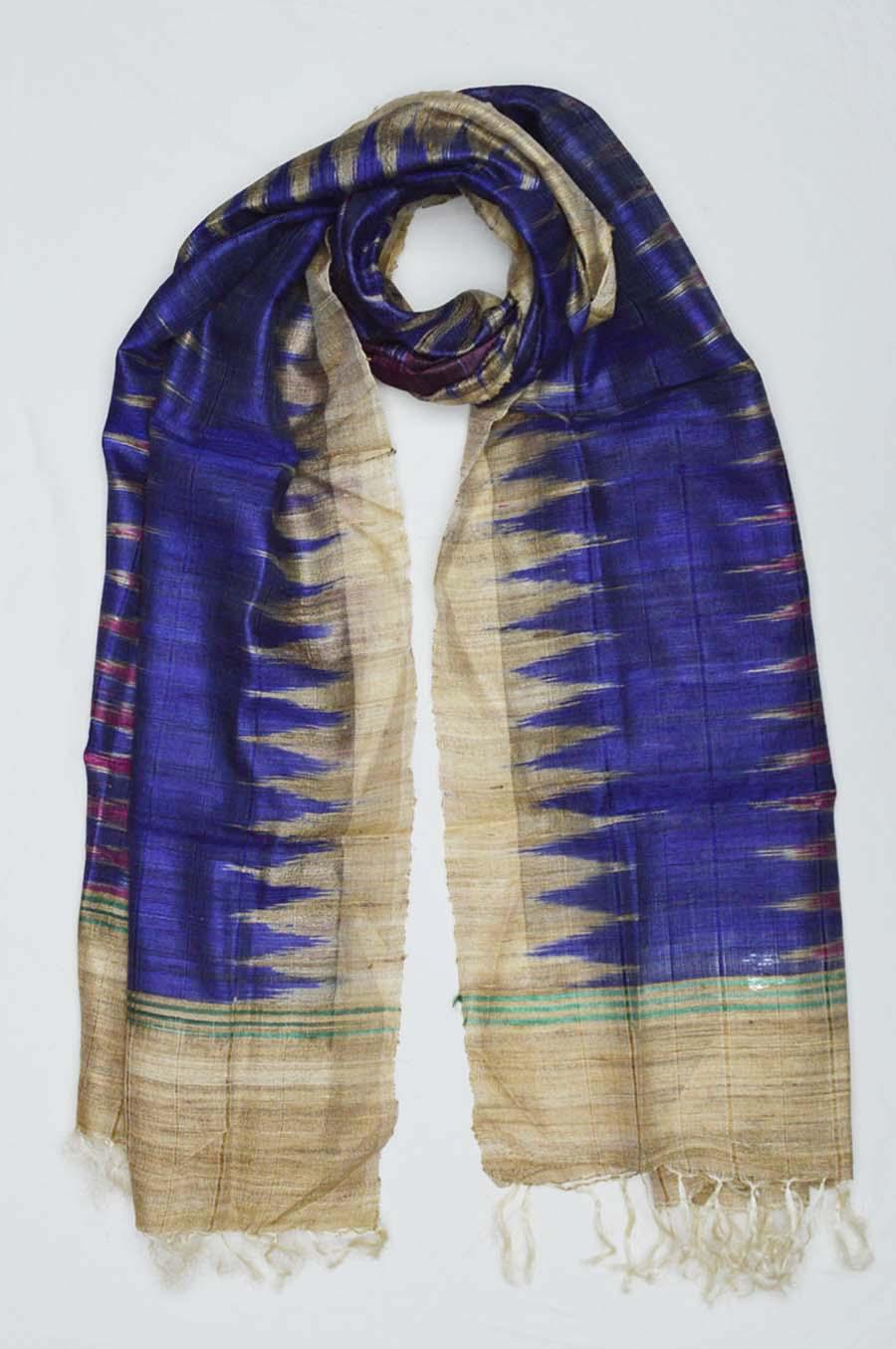 Tussar Silk  3851